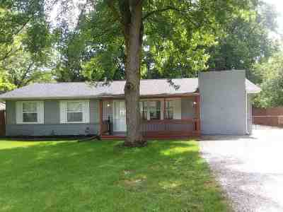 Lambertville Single Family Home For Sale: 7930 Wiseman Road