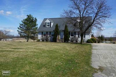 Richmond Single Family Home For Sale: 75200 Mackey Rd