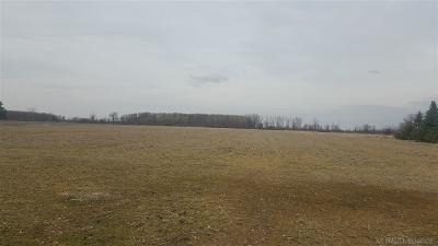 St. Clair Residential Lots & Land For Sale: Vacant Bordman