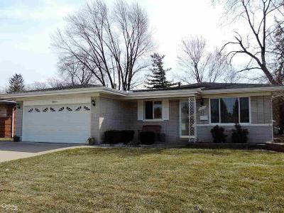 Warren Single Family Home For Sale: 3860 Frazho