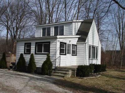 Harrison Twp Single Family Home For Sale: 37025 Jefferson