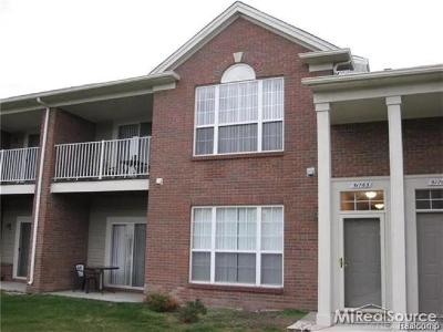 Chesterfield Condo/Townhouse For Sale: 51761 Adler Park