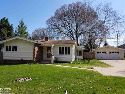 St. Clair Single Family Home For Sale: 2924 Gratiot Ave