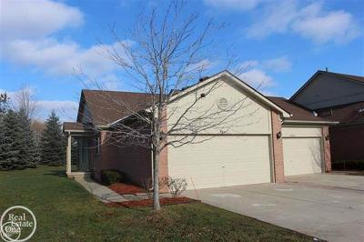 Chesterfield Twp Condo/Townhouse For Sale: 26311 Sanajo Ct.