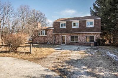 Columbus Single Family Home For Sale: 2861 Church