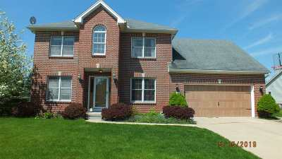 Lambertville Single Family Home For Sale: 6743 Marzden