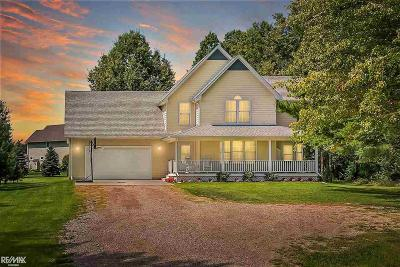 Single Family Home For Sale: 3388 King