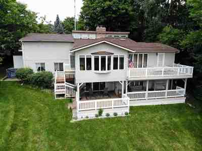 Flushing Single Family Home For Sale: 1318 Main St