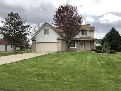 Flushing Single Family Home For Sale: 2382 Flagstone