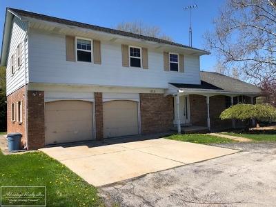 Saint Clair Single Family Home For Sale: 1752 Wadhams