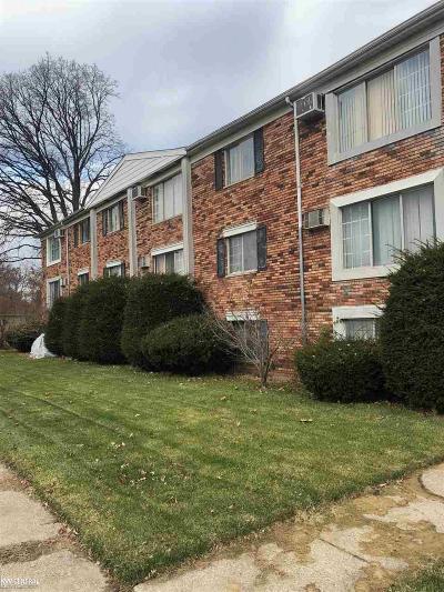 Detroit Multi Family Home For Sale: 16200 Fullerton