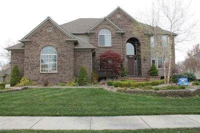 Shelby Twp Single Family Home For Sale: 56706 Hartley Dr.