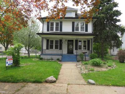 Mount Clemens Single Family Home For Sale: 263 Euclid St