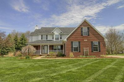 Romeo, Richmond Single Family Home For Sale: 76354 Mary Grace Ct