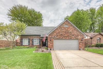 Sterling Heights Single Family Home For Sale: 40222 Harcourt