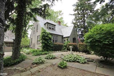 Washington Single Family Home For Sale: 61671 Jewell Dr.