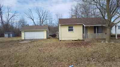 Flint Single Family Home For Sale: 3476 Sherman Ave