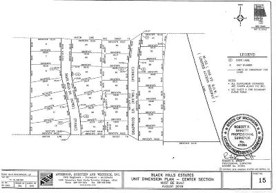 Shelby Twp Residential Lots & Land For Sale: 54615 Deadwood Ln