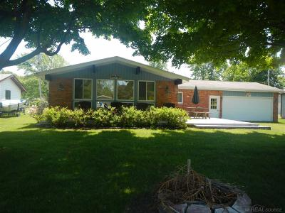 Lexington MI Single Family Home For Sale: $174,900