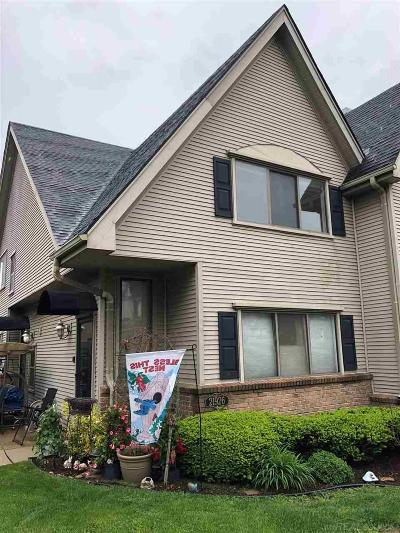 Dearborn Condo/Townhouse For Sale: 21926 Morley