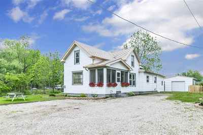 Temperance Single Family Home For Sale: 29 Lavoy