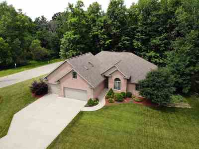 Flushing Single Family Home For Sale: 8244 Fountain View Dr