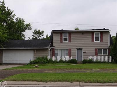 Lake Orion Single Family Home For Sale: 116 W Scripps
