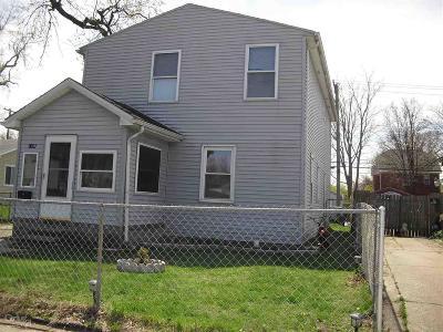 Hazel Park Single Family Home For Sale: 1138 Pearl