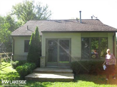 Chesterfield Single Family Home For Sale: 47120 Forton