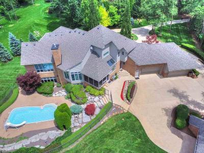 Bruce Single Family Home For Sale: 71341 Cedar Bend Lane