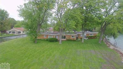 Macomb Single Family Home For Sale: 29200 Farwell