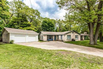 St. Clair Single Family Home For Sale: 3550 Stone Street