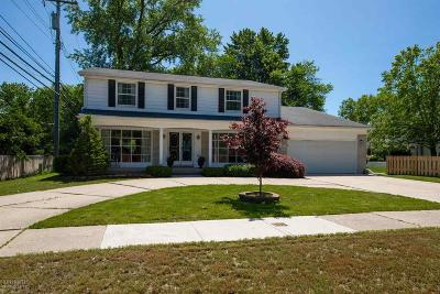 Grosse Pointe Woods Single Family Home For Sale: 20160 Holiday
