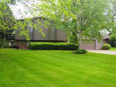 Flushing Single Family Home For Sale: 10427 Potter Rd