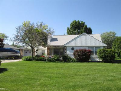 Saint Clair Shores Single Family Home For Sale: 21601 Francis
