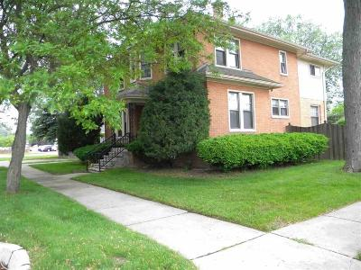 Saint Clair Shores Single Family Home For Sale: 23727 Defer