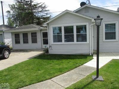 Single Family Home For Sale: 435 Little