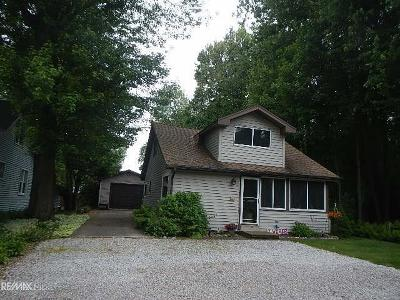 St. Clair Single Family Home For Sale: 127 Bar Harbor
