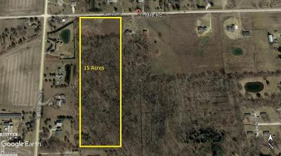 Macomb Residential Lots & Land For Sale: 31 Mile Vacant