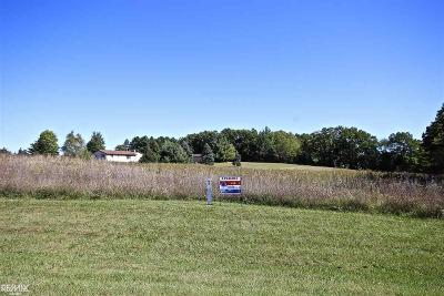 Lapeer Residential Lots & Land For Sale: Greater Oak Dr