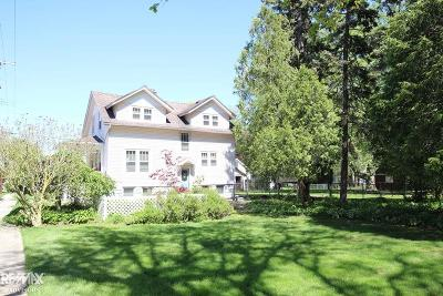 Mount Clemens Single Family Home For Sale: 38 Lawndale