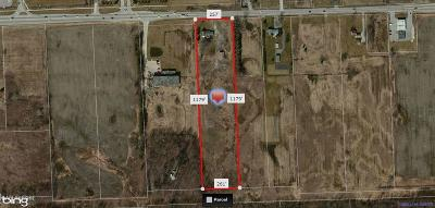 Chesterfield Twp Residential Lots & Land For Sale: 37320 26 Mile