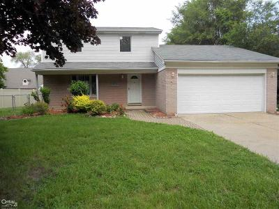 Sterling Heights Single Family Home For Sale: 43456 Hartwick Dr.