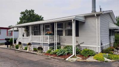 Harrison Twp Single Family Home For Sale: 24321 Allard