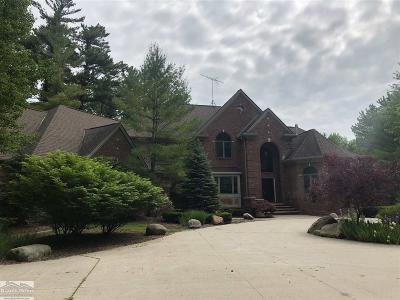 Saint Clair Single Family Home For Sale: 7068 Trumble Lane