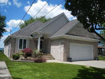 Algonac Single Family Home For Sale: 8018 Anchor Bay Dr