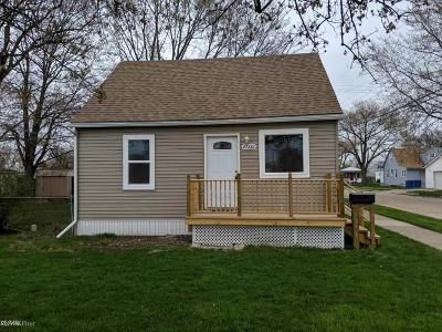 Macomb Single Family Home For Sale: 27332 Townsend