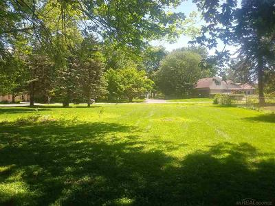 Harrison Twp Residential Lots & Land For Sale: Willowmere