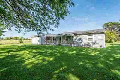 Dundee Single Family Home For Sale: 4898 N Ann Arbor