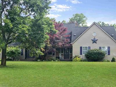 Shelby Twp Single Family Home For Sale: 56567 Golden Pond